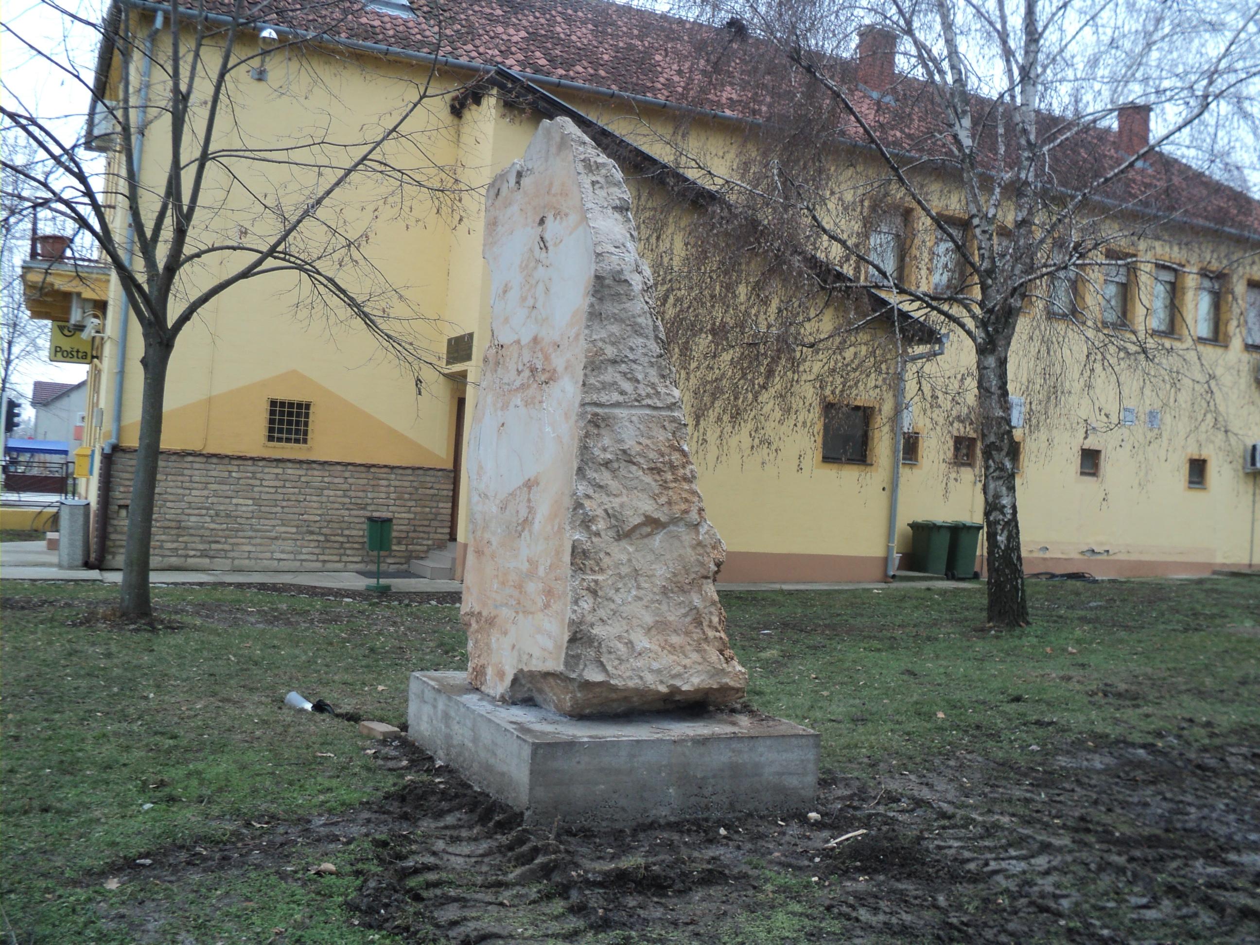 Tovarnik Spomenik žrtvama velikosrpske agresije