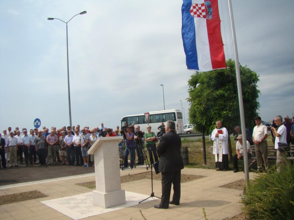 Dan hrvatskih logoraša 14.8. u Nemetinu