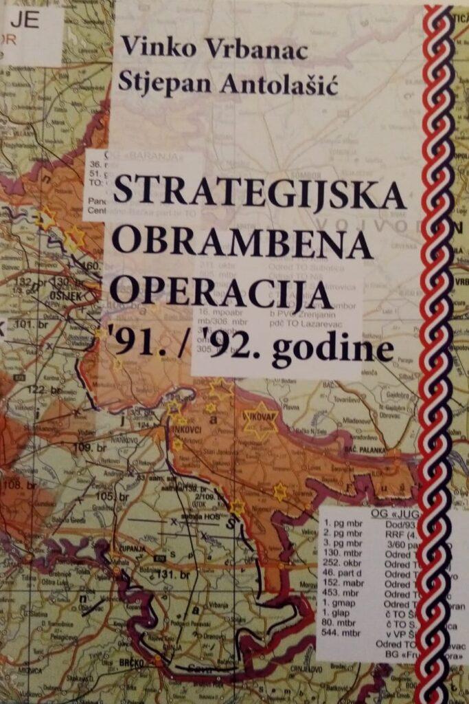 """""""Strategijska obrambena operacija 91./92. godine"""""""